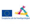 Logo Europäisches Jahr der Freiwilligenarbeit