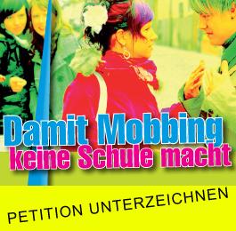 Aufruf, die Petition der kija Salzburg zu unterzeichnen.