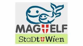 Logo der MAG ELF.