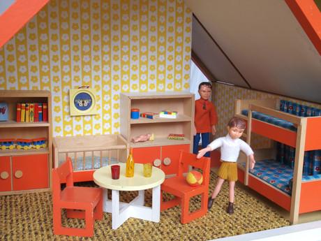 Puppenhaus.