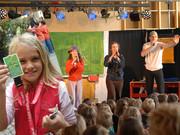"""Aufführung des Kinderechtemusicals """"Kinder haben Rechte - oder?"""""""