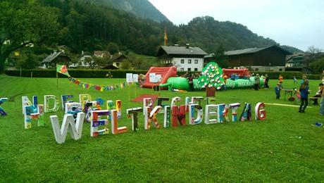 Foto vom Spielefest Grödig.