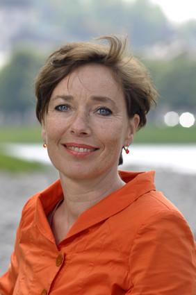 Portrait Andrea Holz-Dahrenstaedt.