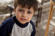 Syrischer Flüchtlingsbub