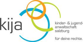 Das neue Logo der kija Salzburg.