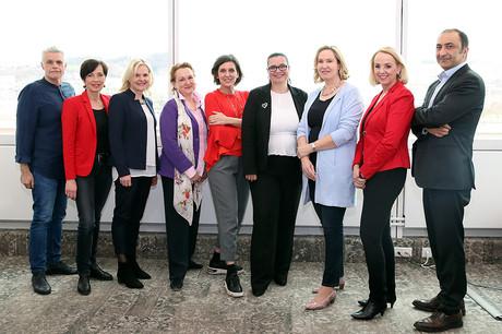 Die österreichischen Kinder- und JugendanwältInnen bei ihrer Frühjahrskonferenz