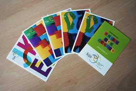Foto der Spielkarten