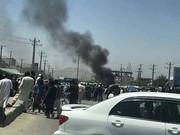 Explosion in Dschalalabad