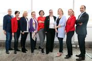 Gruppenbild der österreichischen Kinder- und JugendanwältInnen