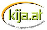 Das Logo der KIJAs Österreich.