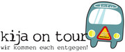 """kija on tour""-Logo"