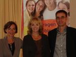 Andrea Holz-Dahrenstaedt (Kinder- und Jugendanwältin Salzburg), Elisabeth Harasser (Kinder- und Jugendanwältin Tirol), Michael Rauch (Kinder- und Jugendanwalt Vorarlberg).