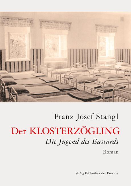 """Cover von """"Der Klosterzögling"""""""