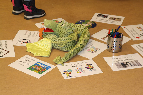 Materialien für den Kinderrechte-Workshop