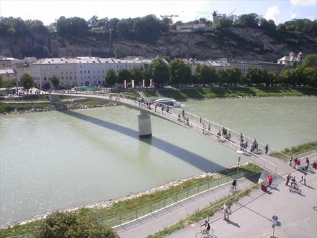 Makartsteg, Salzburg.