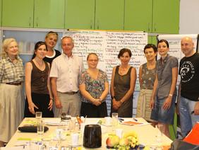 Die TeilnehmerInnen des Runden Tisches.