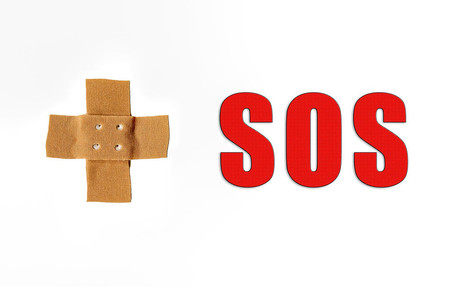 SOS-Zeichen