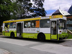 Der Tourbus der kija Salzburg.