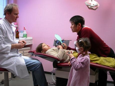 Gesundheit ist ein Kinderrecht.